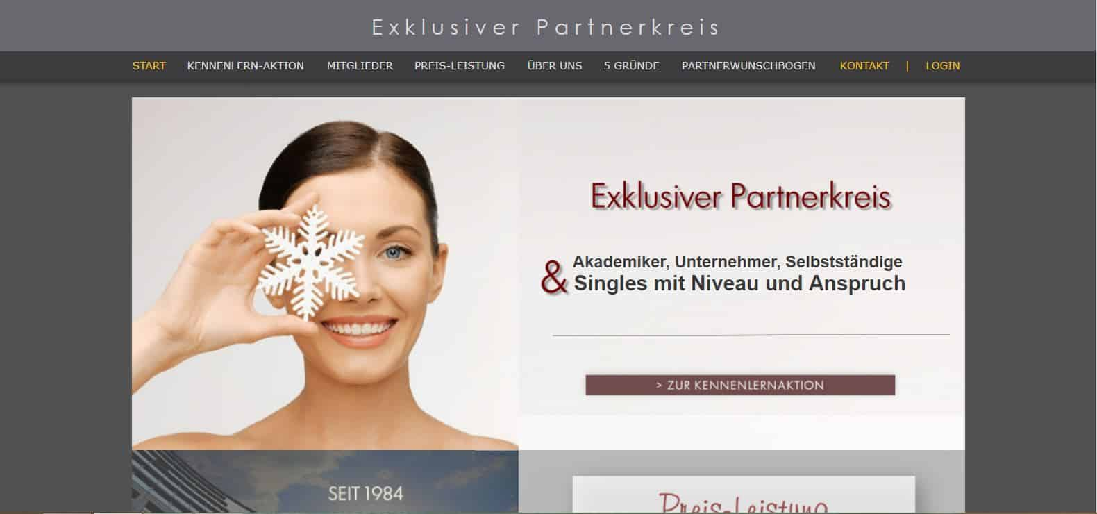 Partnervermittlung dna