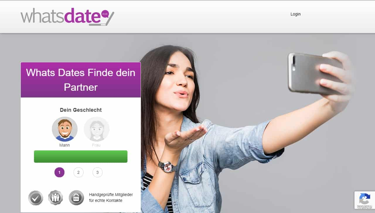 Gibt es attraktive frauen auf online-dating-sites?